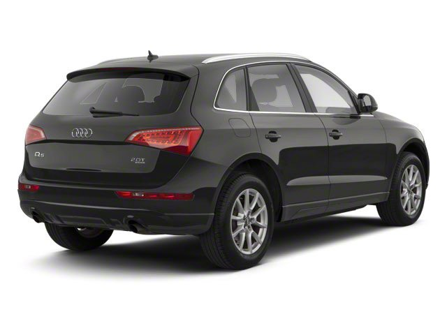 2010 Audi Q5 Prices and Values Utility 4D 3.2 Prestige AWD side rear view