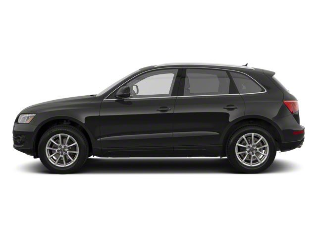 2010 Audi Q5 Prices and Values Utility 4D 3.2 Prestige AWD side view