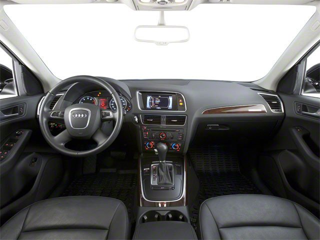 2010 Audi Q5 Prices and Values Utility 4D 3.2 Prestige AWD full dashboard