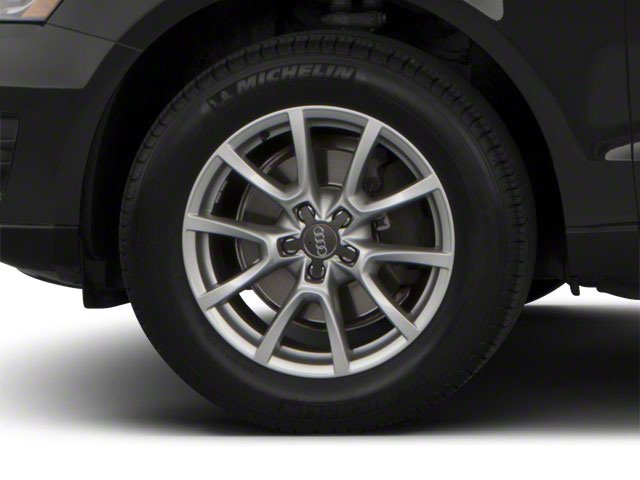 2010 Audi Q5 Prices and Values Utility 4D 3.2 Prestige AWD wheel