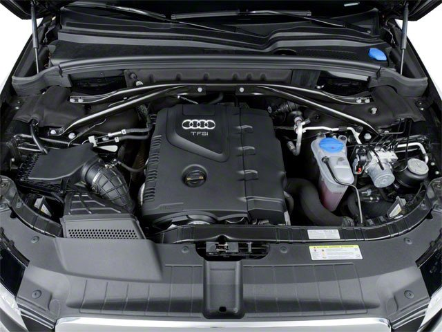 2010 Audi Q5 Prices and Values Utility 4D 3.2 Prestige AWD engine