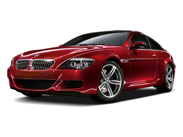 BMW M6 Coupe 2010 Coupe 2D M6 - Фото 1
