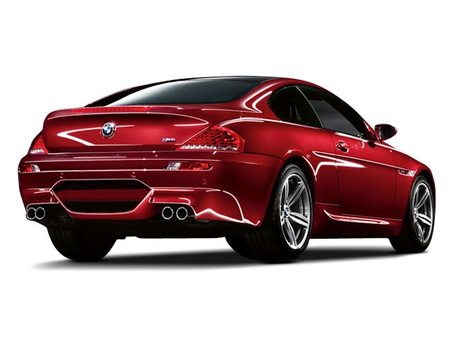 BMW M6 Coupe 2010 Coupe 2D M6 - Фото 2