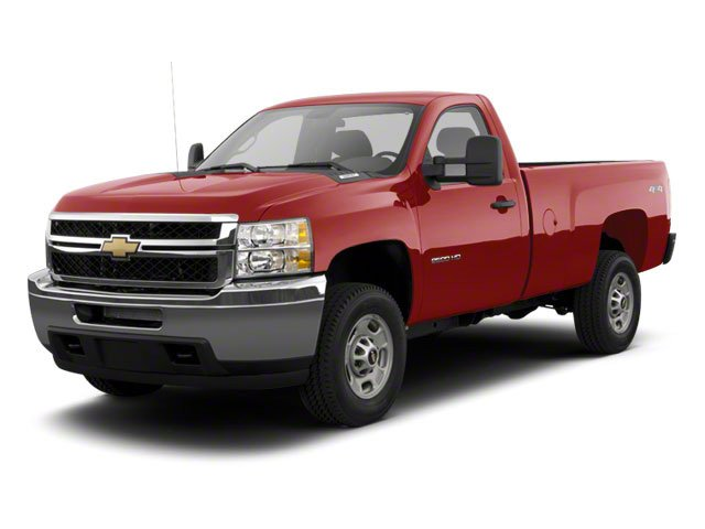 2010 Chevrolet Silverado 2500HD Prices and Values Regular Cab LT 4WD
