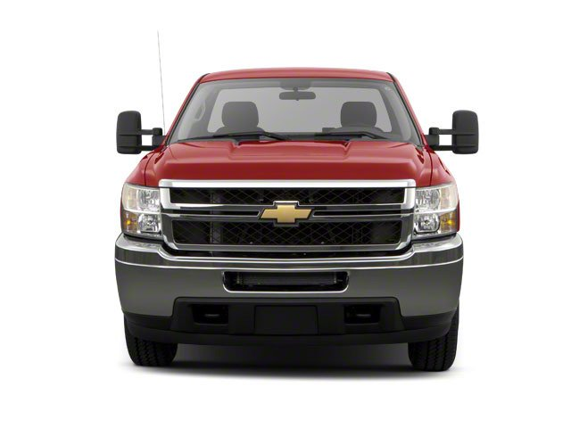 2010 Chevrolet Silverado 2500HD Prices and Values Regular Cab LT 4WD front view