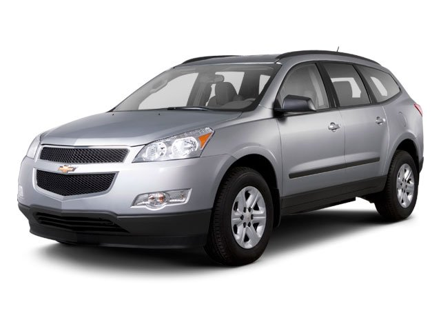 2010 Chevrolet Traverse Prices and Values Utility 4D 2LT AWD