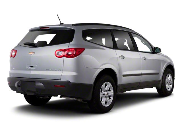 2010 Chevrolet Traverse Prices and Values Utility 4D 2LT AWD side rear view