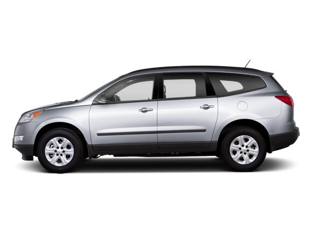 2010 Chevrolet Traverse Prices and Values Utility 4D 2LT AWD side view