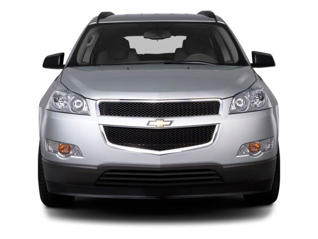 2010 Chevrolet Traverse Prices and Values Utility 4D 2LT AWD front view