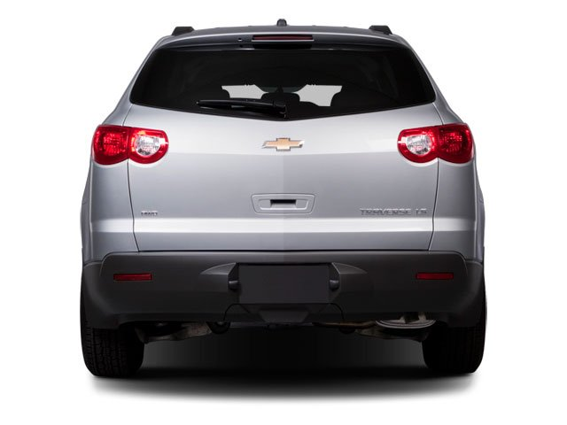 2010 Chevrolet Traverse Prices and Values Utility 4D 2LT AWD rear view
