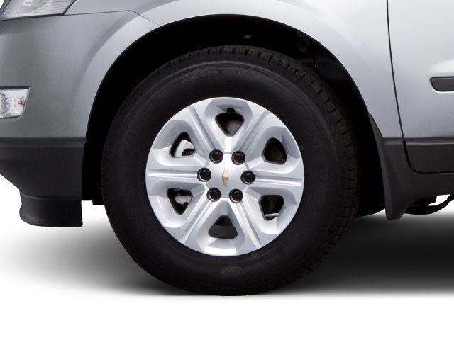 2010 Chevrolet Traverse Prices and Values Utility 4D 2LT AWD wheel