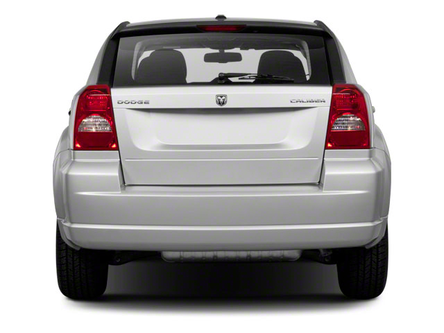 2010 Dodge Caliber Prices and Values Wagon 4D Uptown rear view