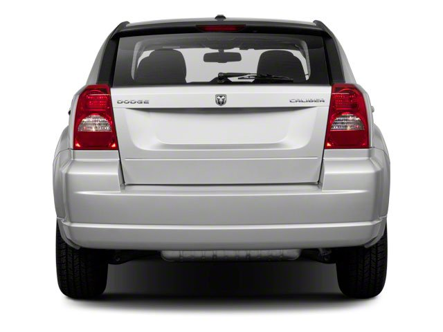 2010 Dodge Caliber Pictures Caliber Wagon 4D SE photos rear view