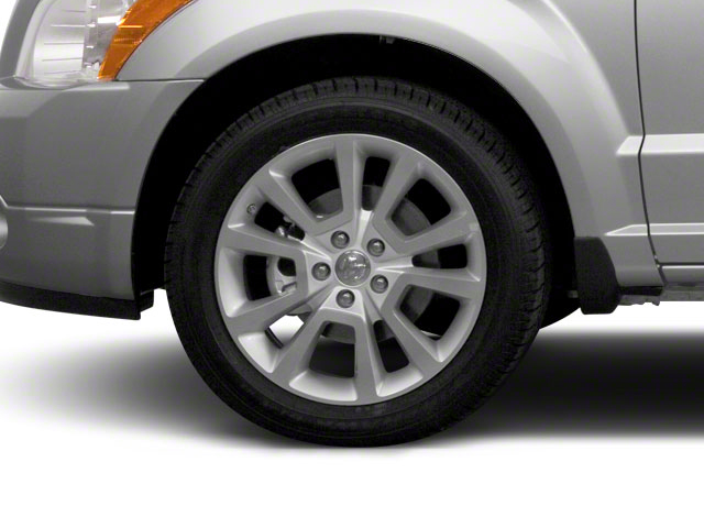 2010 Dodge Caliber Prices and Values Wagon 4D Uptown wheel