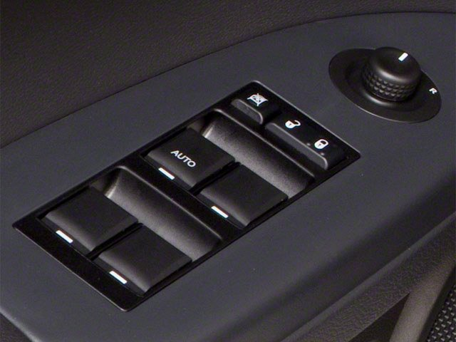 2010 Dodge Caliber Prices and Values Wagon 4D SE driver's side interior controls
