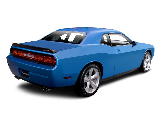 2010 Dodge Challenger Pictures Challenger Coupe 2D R/T photos side rear view