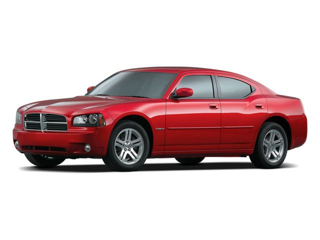 2010 Dodge Charger Prices and Values Sedan 4D 3.5 AWD side front view