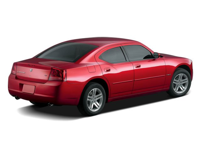 2010 Dodge Charger Prices and Values Sedan 4D SRT-8 side rear view