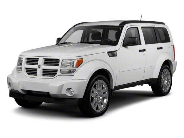 2010 Dodge Nitro Prices and Values Utility 4D Heat 4WD side front view