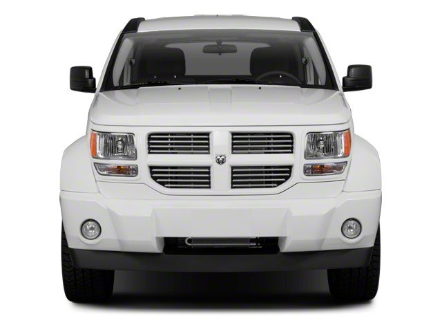 2010 Dodge Nitro Prices and Values Utility 4D Heat 4WD front view