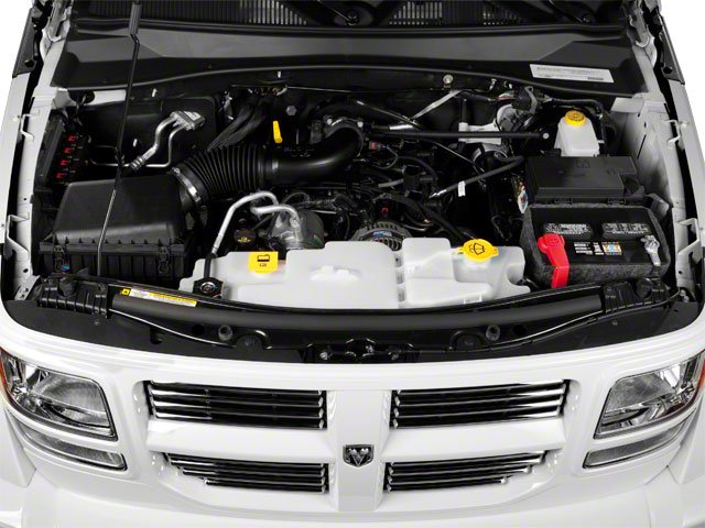2010 Dodge Nitro Pictures Nitro Utility 4D SE 2WD photos engine