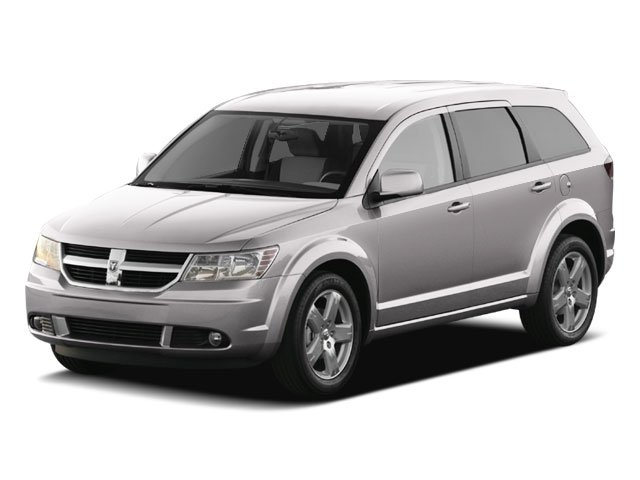 2010 Dodge Journey Prices and Values Utility 4D SE 2WD side front view