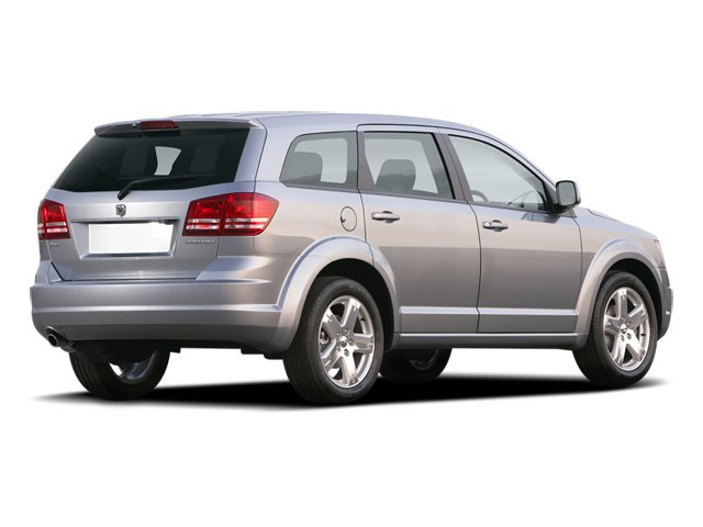 2010 Dodge Journey Prices and Values Utility 4D SE 2WD side rear view