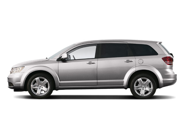 2010 Dodge Journey Prices and Values Utility 4D SE 2WD side view