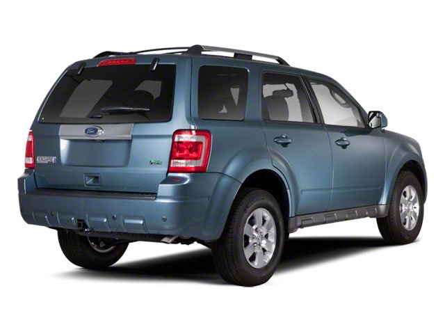2010 Ford Escape Prices and Values Utility 4D XLT 2WD (V6) side rear view
