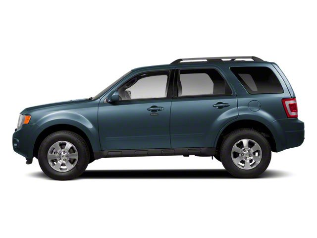 2010 Ford Escape Prices and Values Utility 4D XLT 2WD (V6) side view