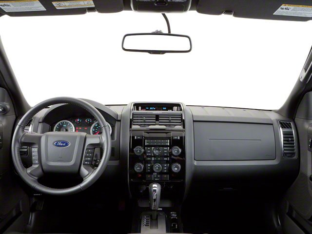 2010 Ford Escape Prices and Values Utility 4D Limited 2WD (V6) full dashboard