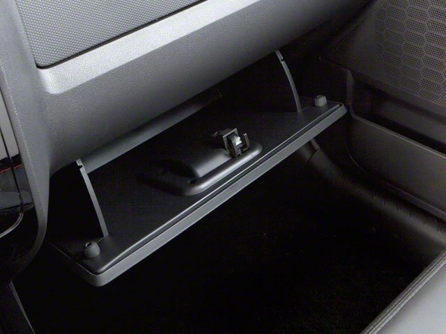 2010 Ford Escape Prices and Values Utility 4D XLT 2WD (V6) glove box