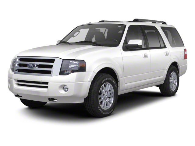2010 Ford Expedition Prices and Values Utility 4D XLT 4WD side front view