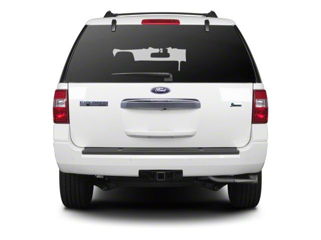 2010 Ford Expedition Prices and Values Utility 4D XLT 4WD rear view