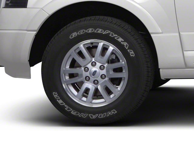 2010 Ford Expedition Prices and Values Utility 4D XLT 4WD wheel