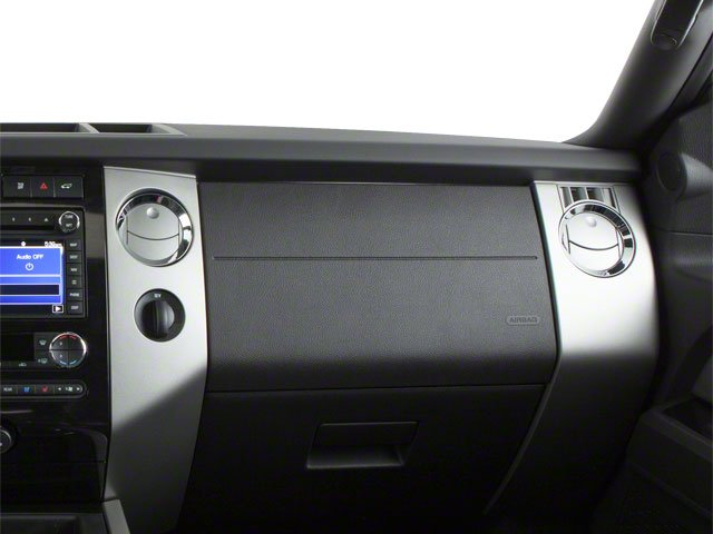 2010 Ford Expedition Prices and Values Utility 4D XLT 4WD passenger's dashboard