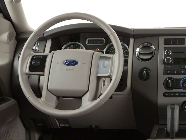 2010 Ford Expedition EL Prices and Values Utility 4D XLT 4WD driver's dashboard