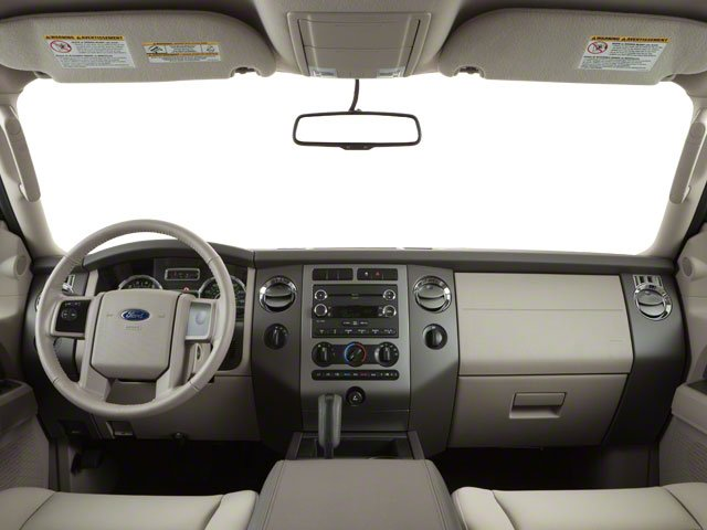2010 Ford Expedition EL Prices and Values Utility 4D XLT 4WD full dashboard