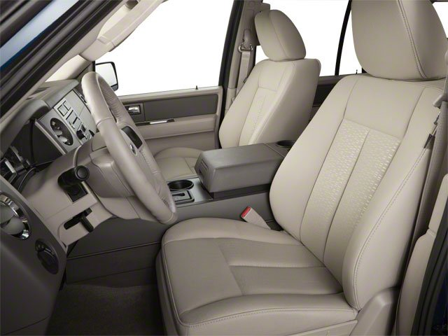 2010 Ford Expedition EL Prices and Values Utility 4D XLT 4WD front seat interior