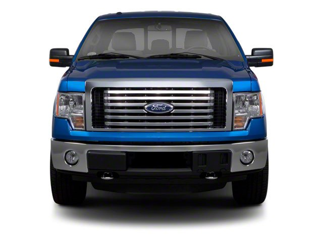 2010 Ford F-150 Pictures F-150 SuperCrew Lariat 4WD photos front view