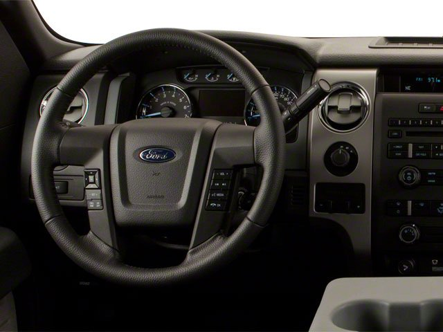2010 Ford F-150 Pictures F-150 SuperCrew Lariat 4WD photos driver's dashboard