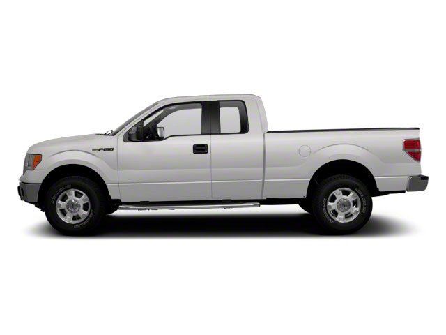 2010 Ford F-150 Prices and Values SuperCab STX 4WD side view