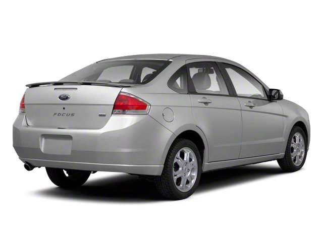 2010 Ford Focus Pictures Focus Sedan 4D SE photos side rear view