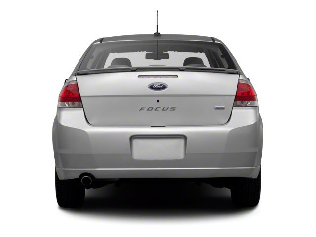 2010 Ford Focus Pictures Focus Sedan 4D SE photos rear view