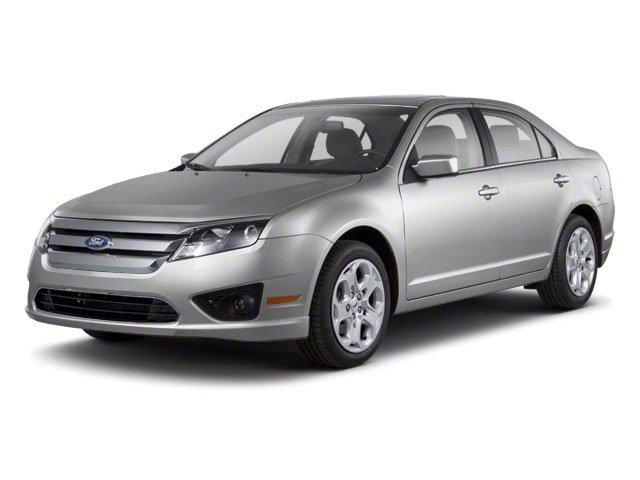2010 Ford Fusion Prices and Values Sedan 4D S side front view