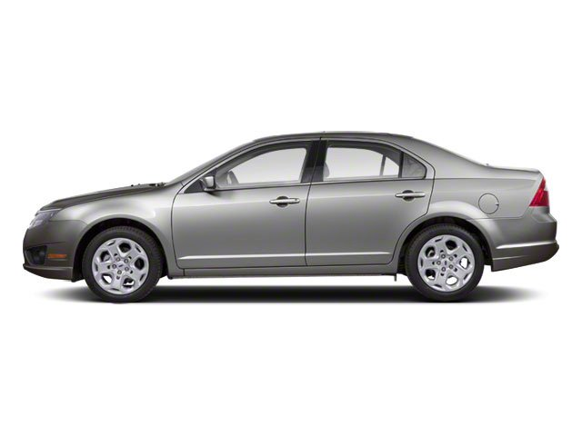 2010 Ford Fusion Pictures Fusion Sedan 4D SEL AWD photos side view
