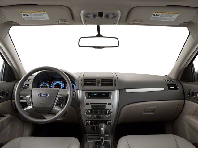 2010 Ford Fusion Prices and Values Sedan 4D S full dashboard