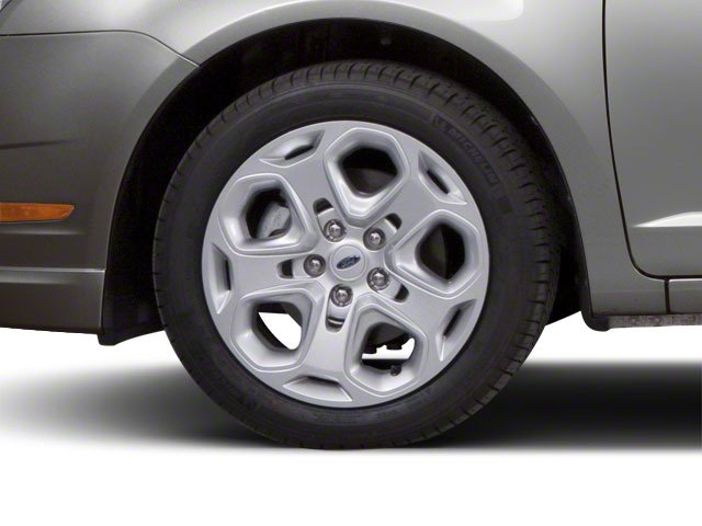 2010 Ford Fusion Prices and Values Sedan 4D S wheel