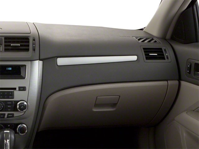 2010 Ford Fusion Prices and Values Sedan 4D S passenger's dashboard