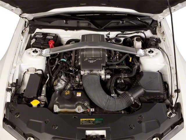2010 Ford Mustang Prices and Values Convertible 2D engine